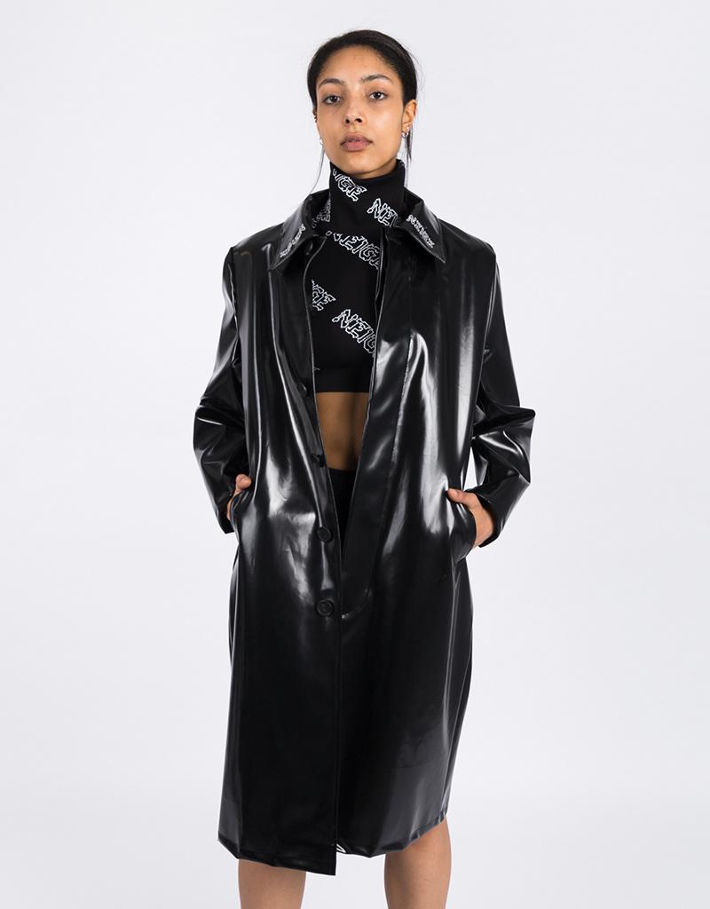 Neige Rain Coat black