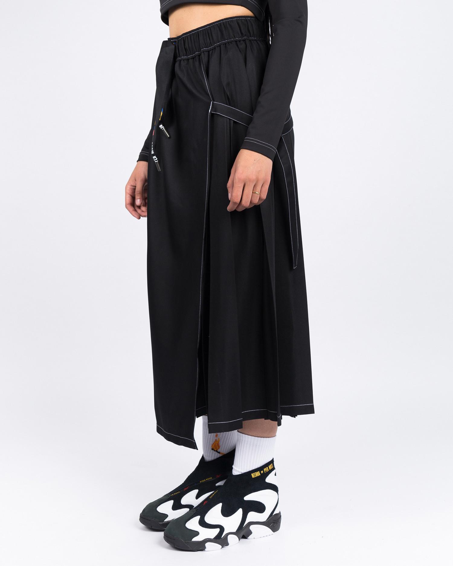 Reebok X Pyer Moss ring skirt    black