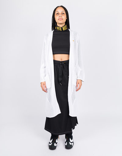 Reebok rcxpm robe crochet  white