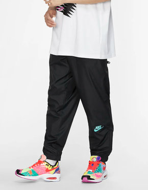 Nike Nike x Atmos NRG VNTG Patchwork Track pant Black/ Hyper Jade