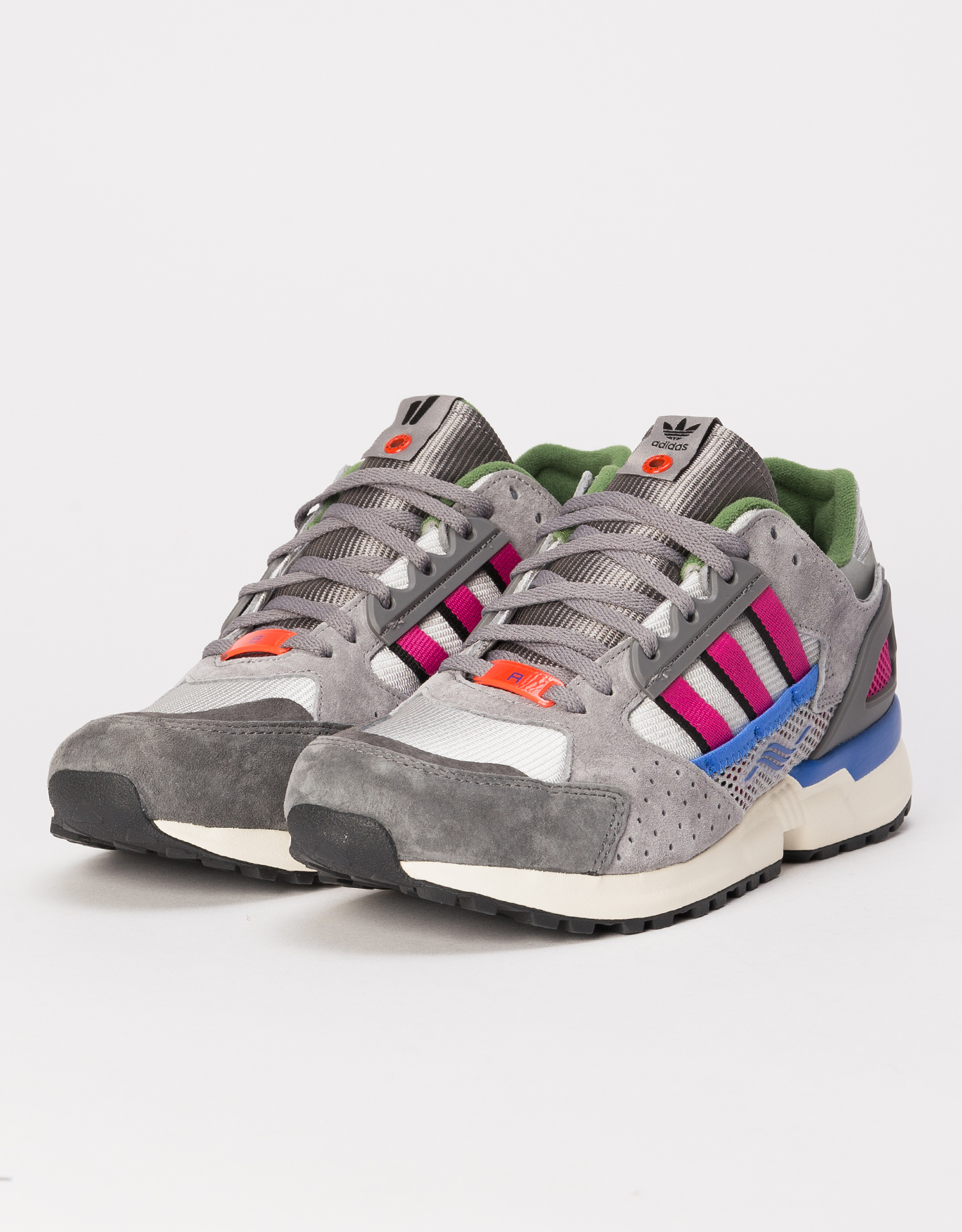 timeless design 4b451 46e74 Adidas ZX 10.000-C OVERKILL Grey Two F17 Supplier Colour Supplier Colour ...