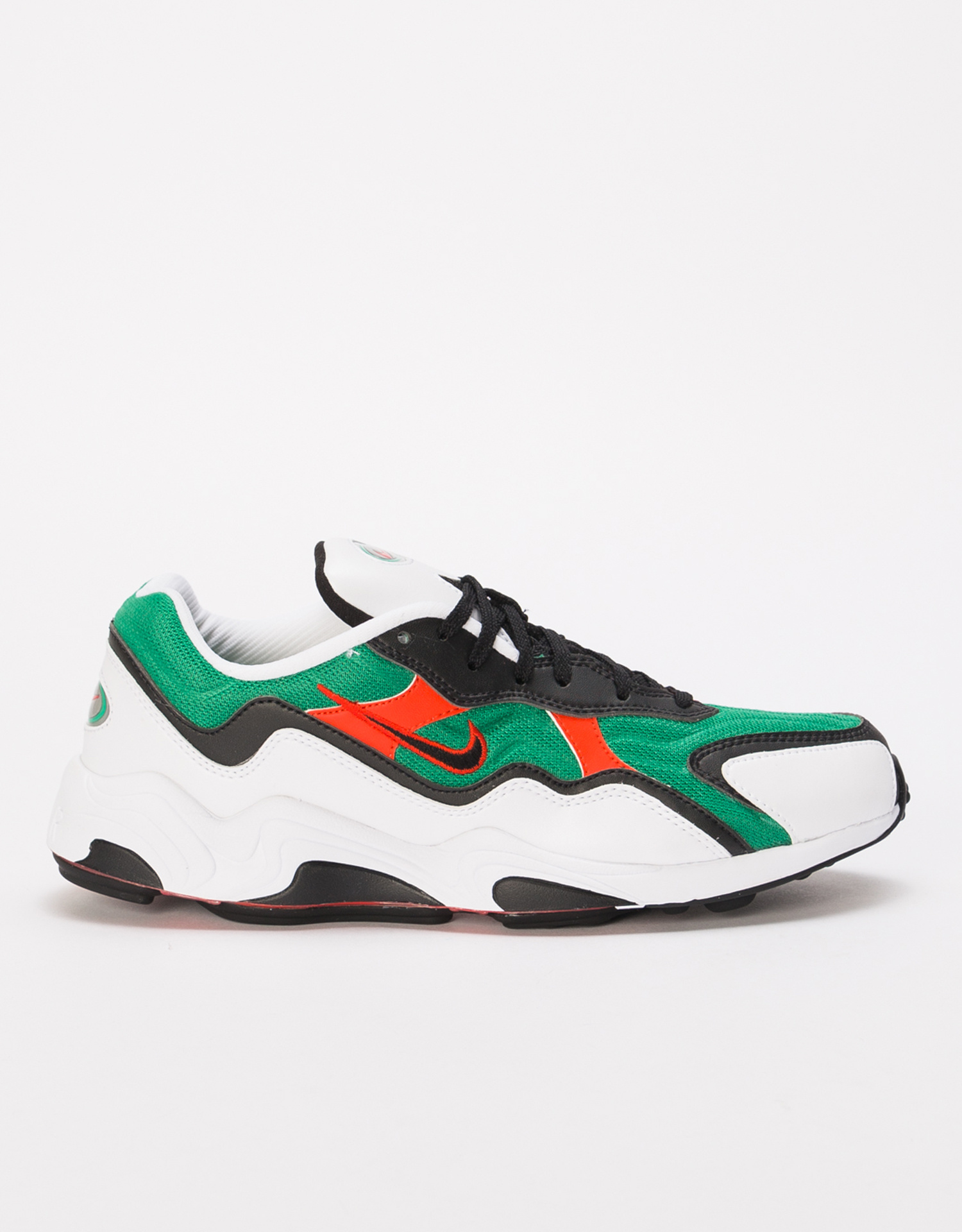 Nike Air Zoom Alpha Lucid Green /Habanero Red-White-Black