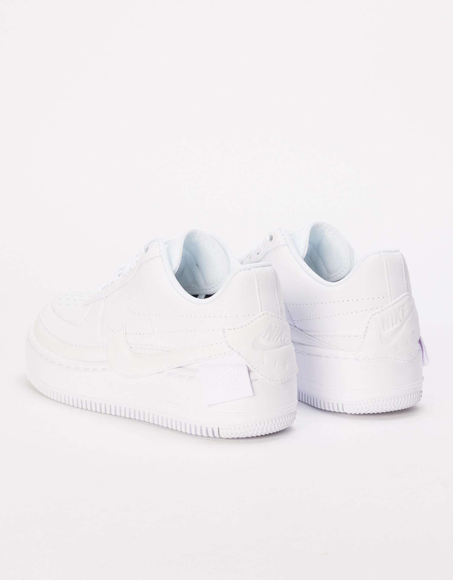 Nike Womens AF1 Jester XX White/White