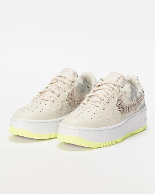 Nike Nike Air Force 1 Sage Low Premium lt orewood brn/moon particle-white