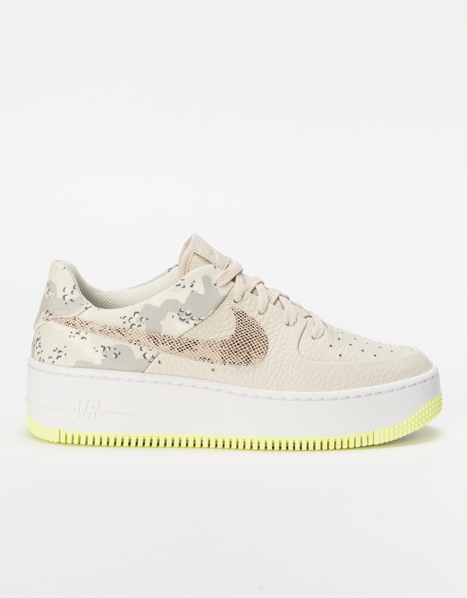 Nike Air Force 1 Sage Low Premium lt orewood brn/moon particle-white