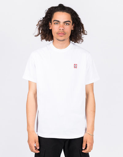 Have A Good Time Mini Frame Shortsleeve Tee White