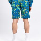 Have A Good Time Shorts Paisley Mini Frame Deep Blue
