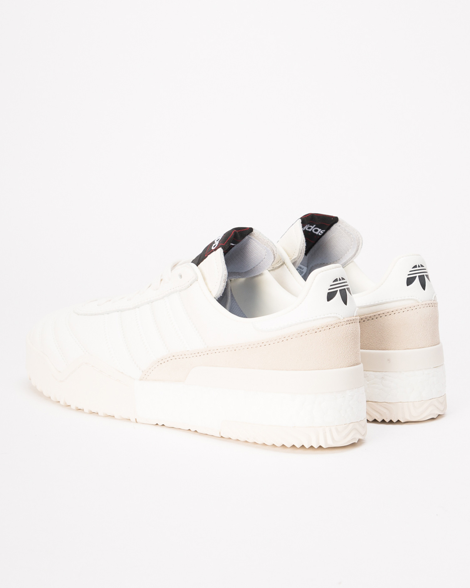 adidas x Alexander Wang Bball Soccer CORE WHITE/CORE WHITE/CLEAR BROWN