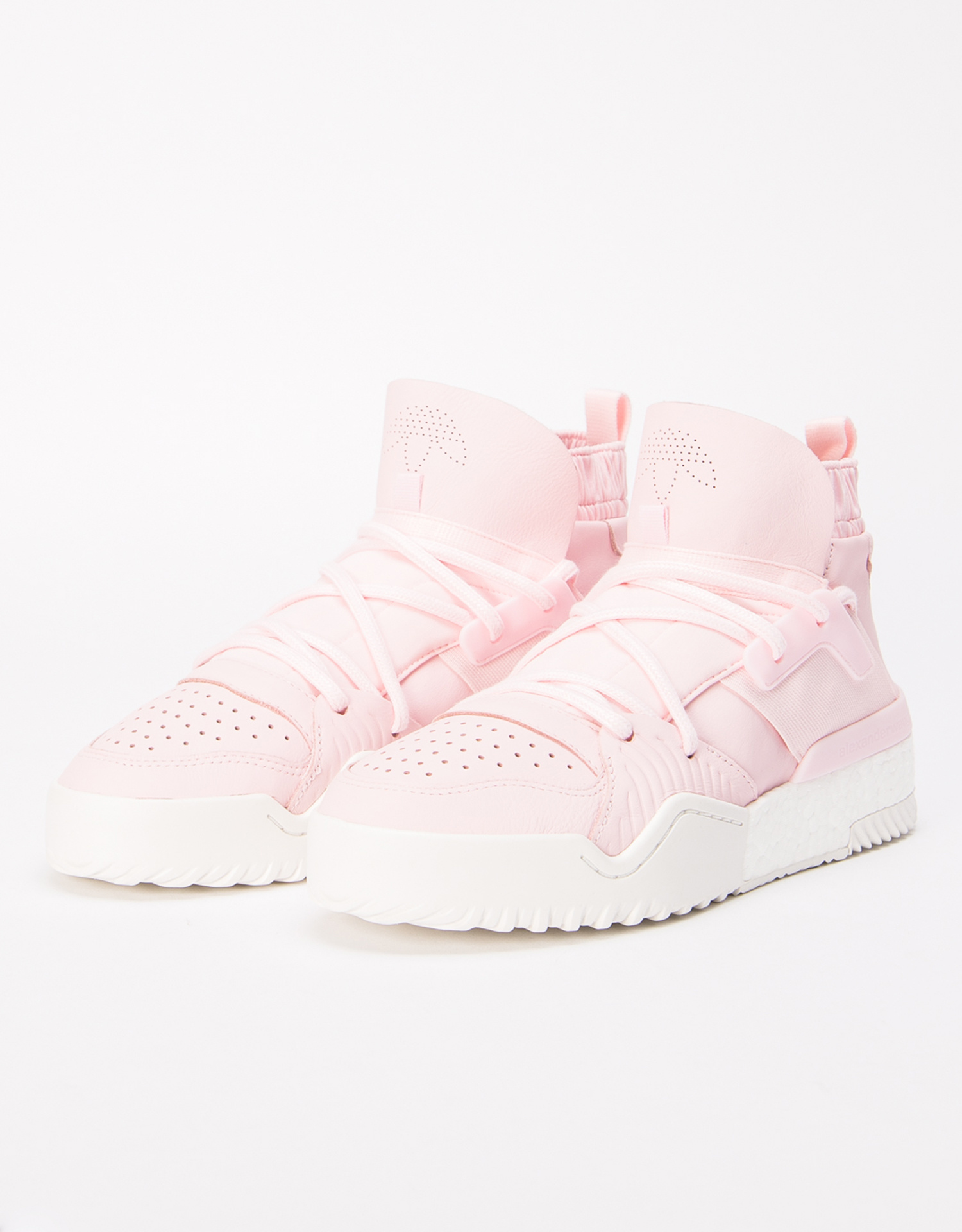 a9043d0258ff Alexander Wang X Adidas BBall CLEAR PINK CLEAR PINK CORE WHITE - Avenue  Store