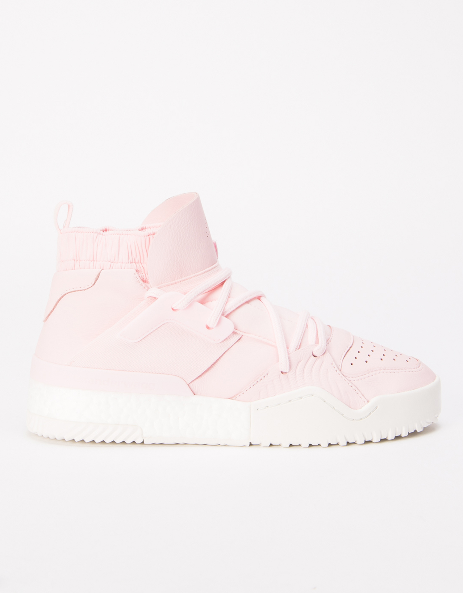 Alexander Wang X Adidas BBall CLEAR PINK/CLEAR PINK/CORE WHITE