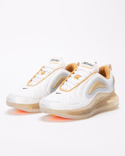 best sneakers 50e11 27156 Nike Air Max 720 White Anthracite-Pale Vanilla