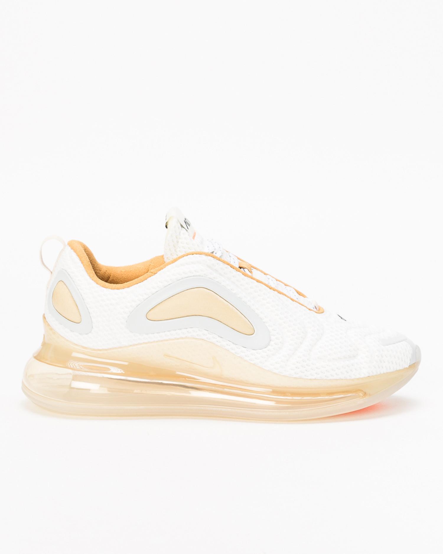 Nike Air Max 720 White/Anthracite-Pale Vanilla