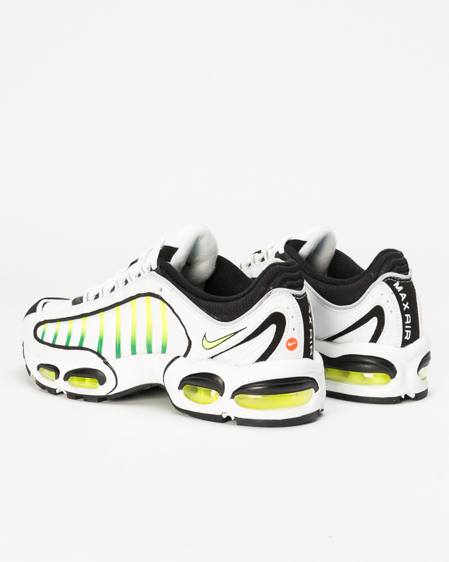 Nike Air Max Tailwind IV White/Volt-Black-Aloe Verde