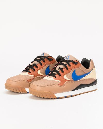 Nike Air Wildwood ACG desert dust/game royal-dusty peach