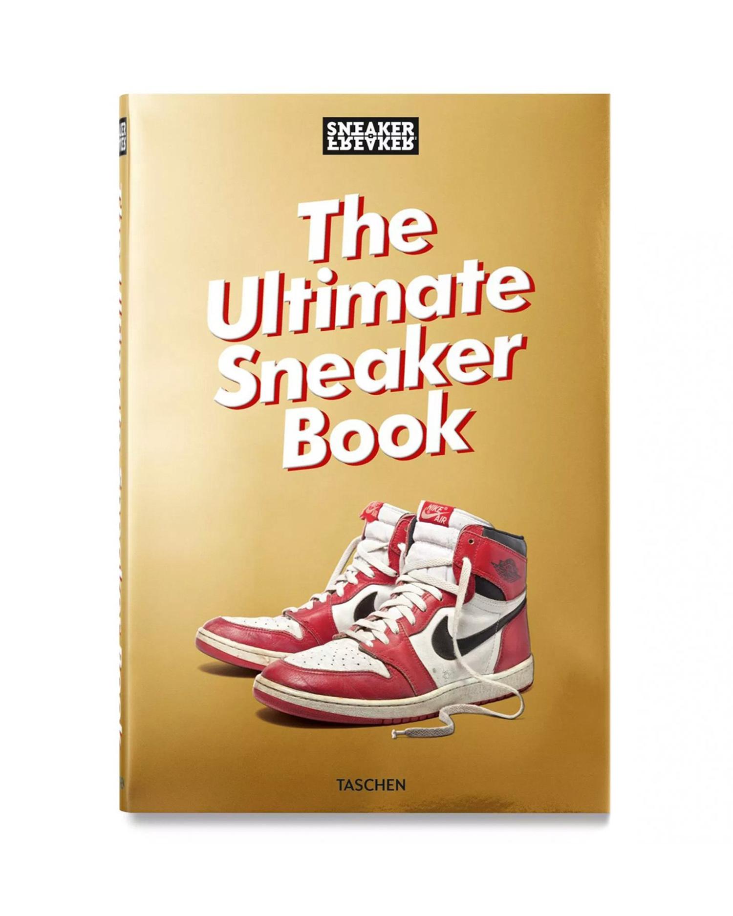0646c65711b Sneaker Freaker The Ultimate Sneaker Book - Avenue Store