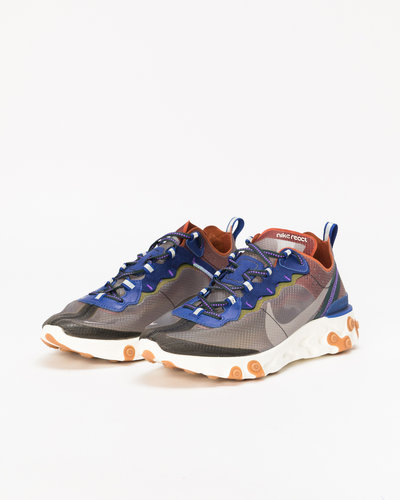 Nike React Element 87 Dusty Peach Atmosphere Grey