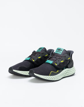 Adidas Adidas zx 4000 4d          carbon/carbon/sesoye