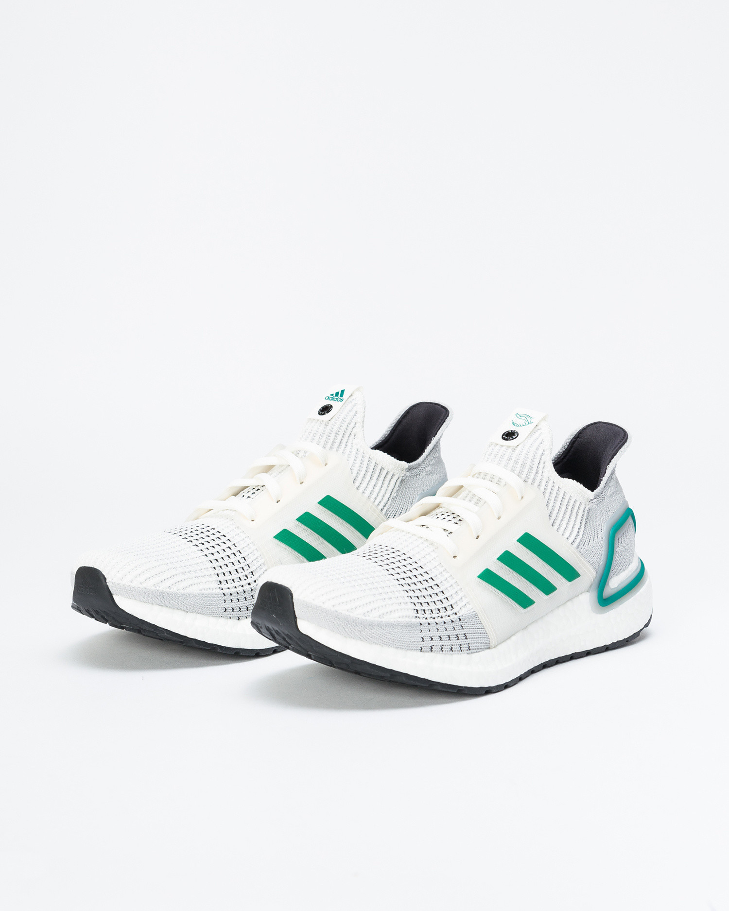 superior quality 4d8c7 74008 adidas Consortium Ultraboost 19 White/Green