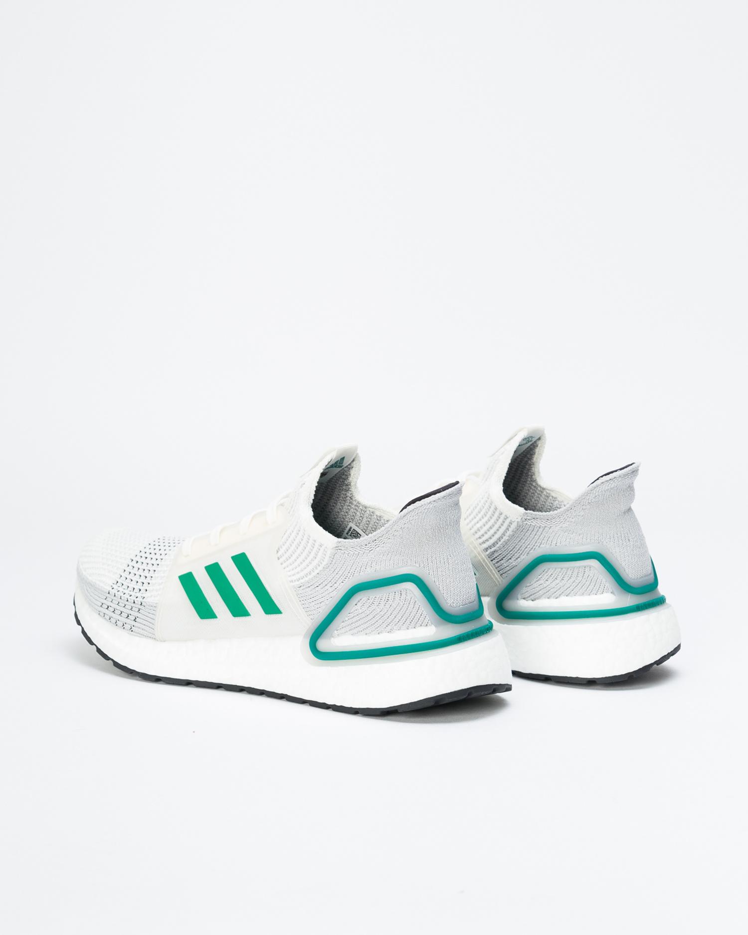 adidas Consortium Ultraboost 19 White/Green
