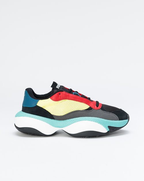 Puma Puma Alteration Kurve Black/Limelight