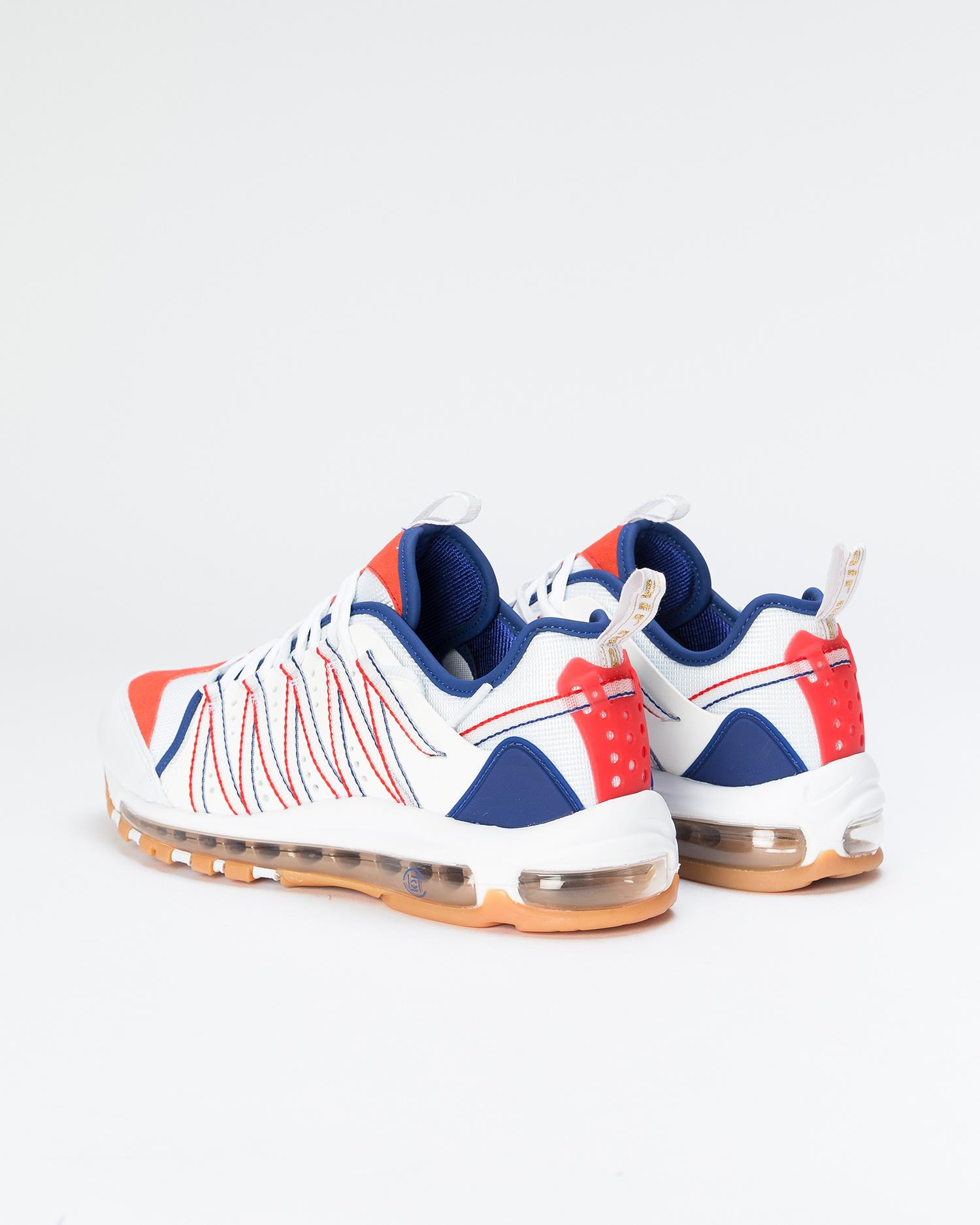 Nike x CLOT Air Max Haven WHITE/SAIL-DEEP ROYAL BLUE