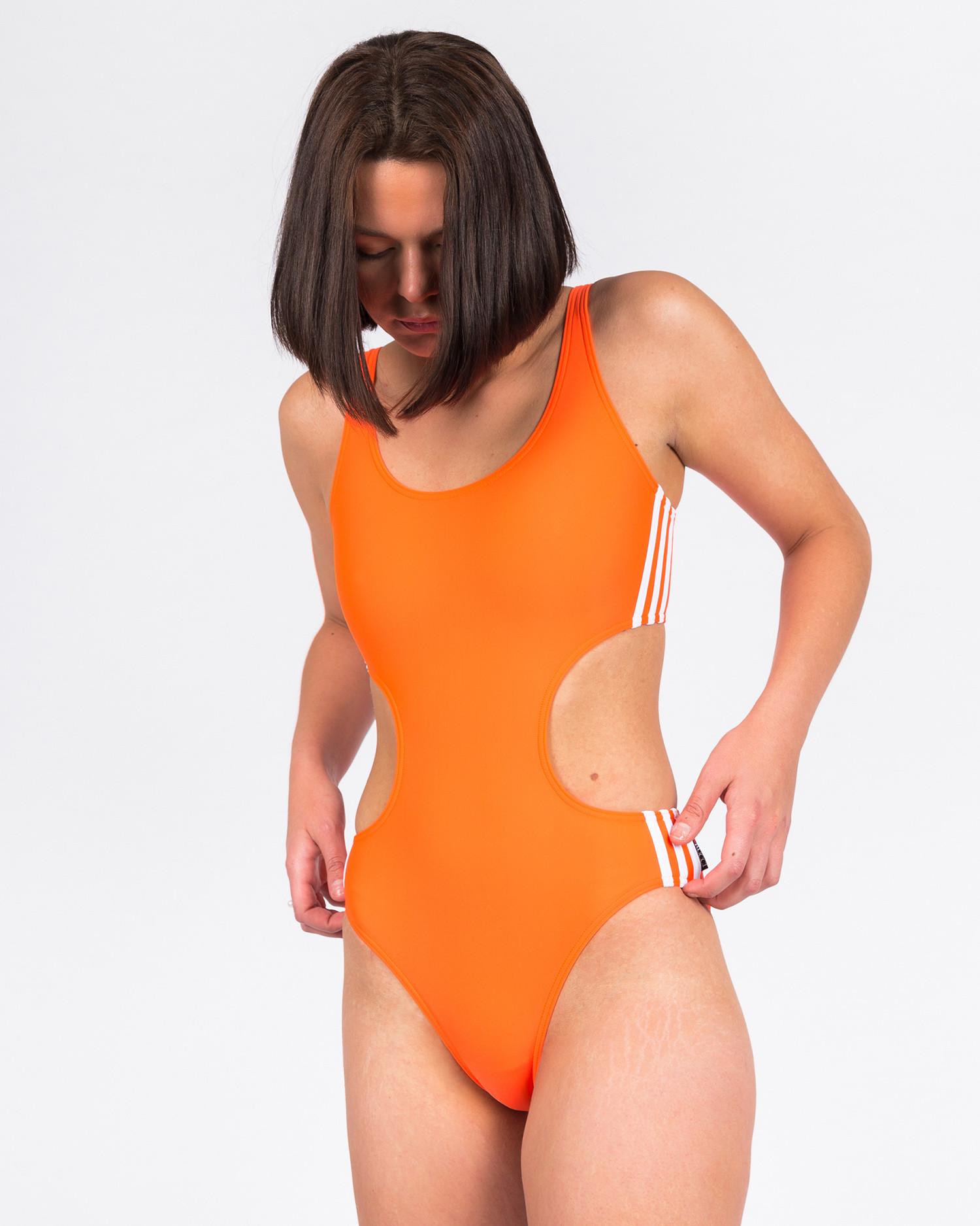 adidas x Fiorucci Cutaway Swimm Solar Orange