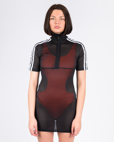 adidas x Fiorucci Firebird Dress Black/White