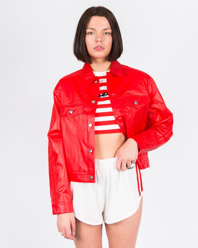 Adidas adidas x Fiorucci Kiss Jacket Red