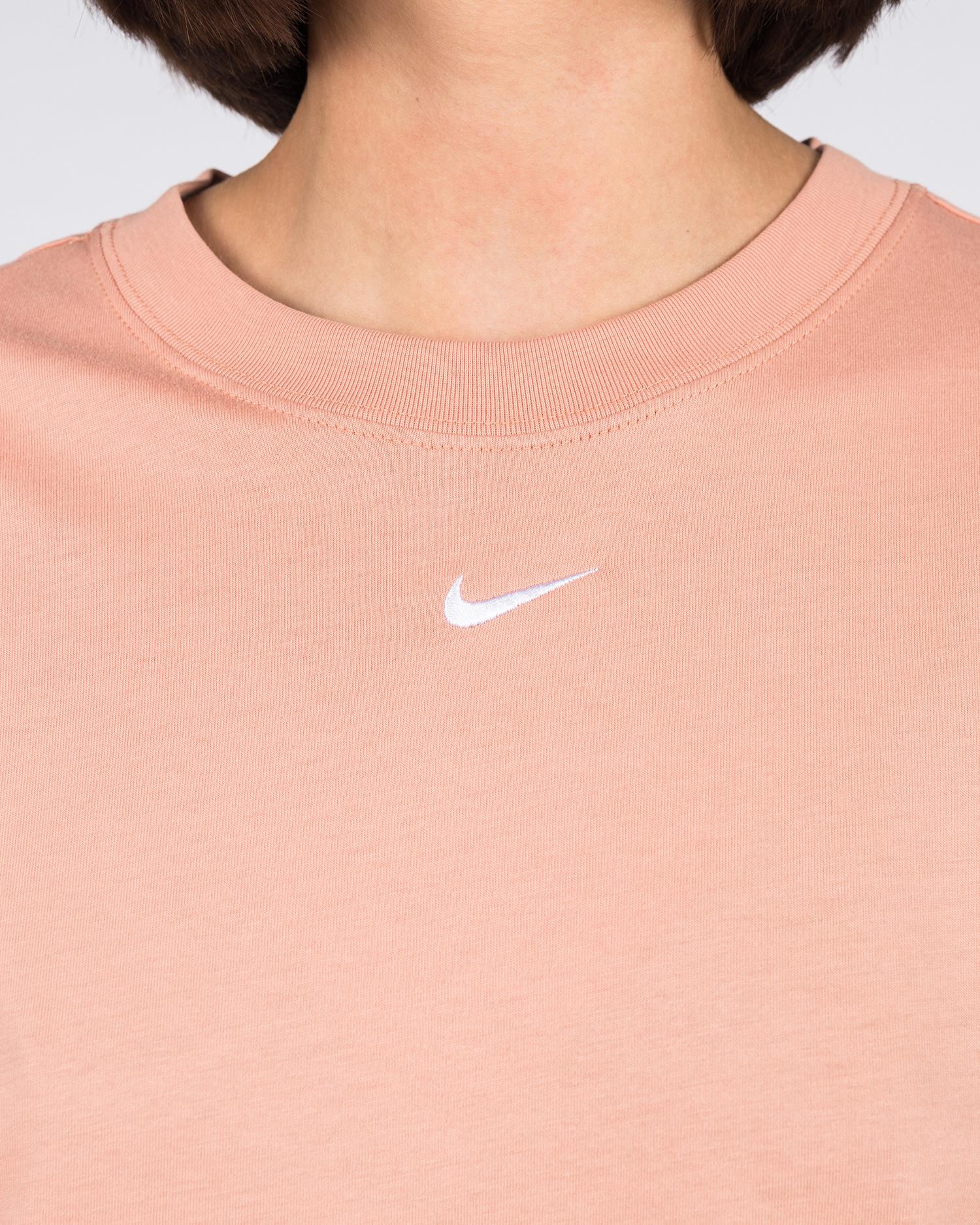 Nike Sportswear T-Shirt Essential ROSE GOLD/WHITE