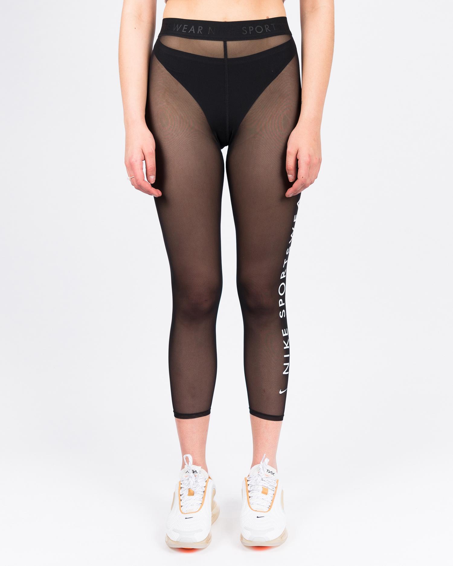 Nike Sportswear Legging Black/Black/white