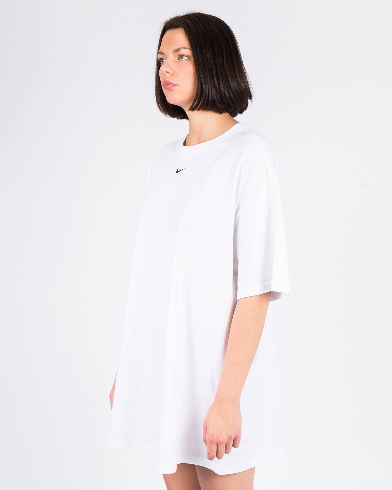 Nike W NSW Essential dress White/Black