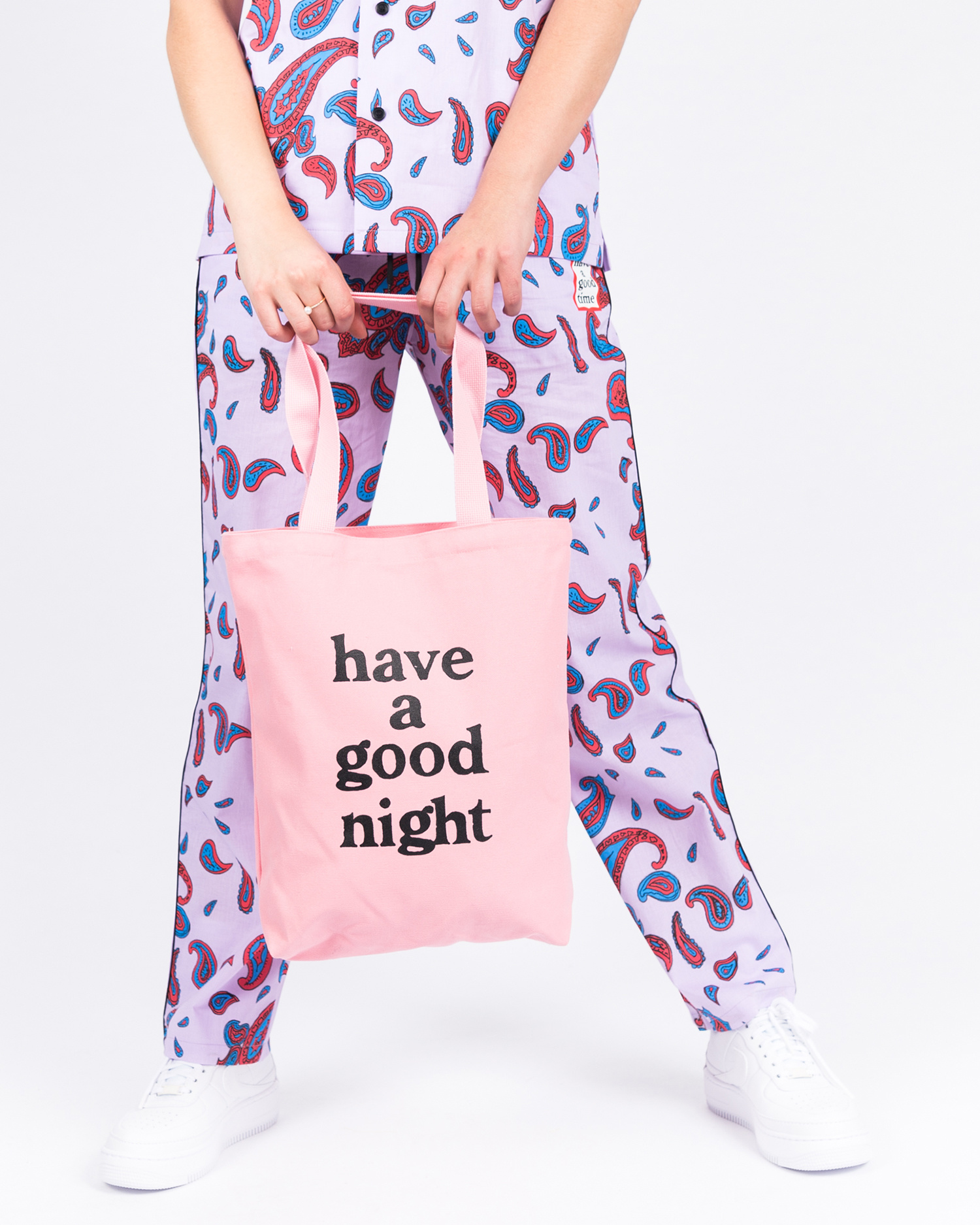 Have A Good Night Tote Bag
