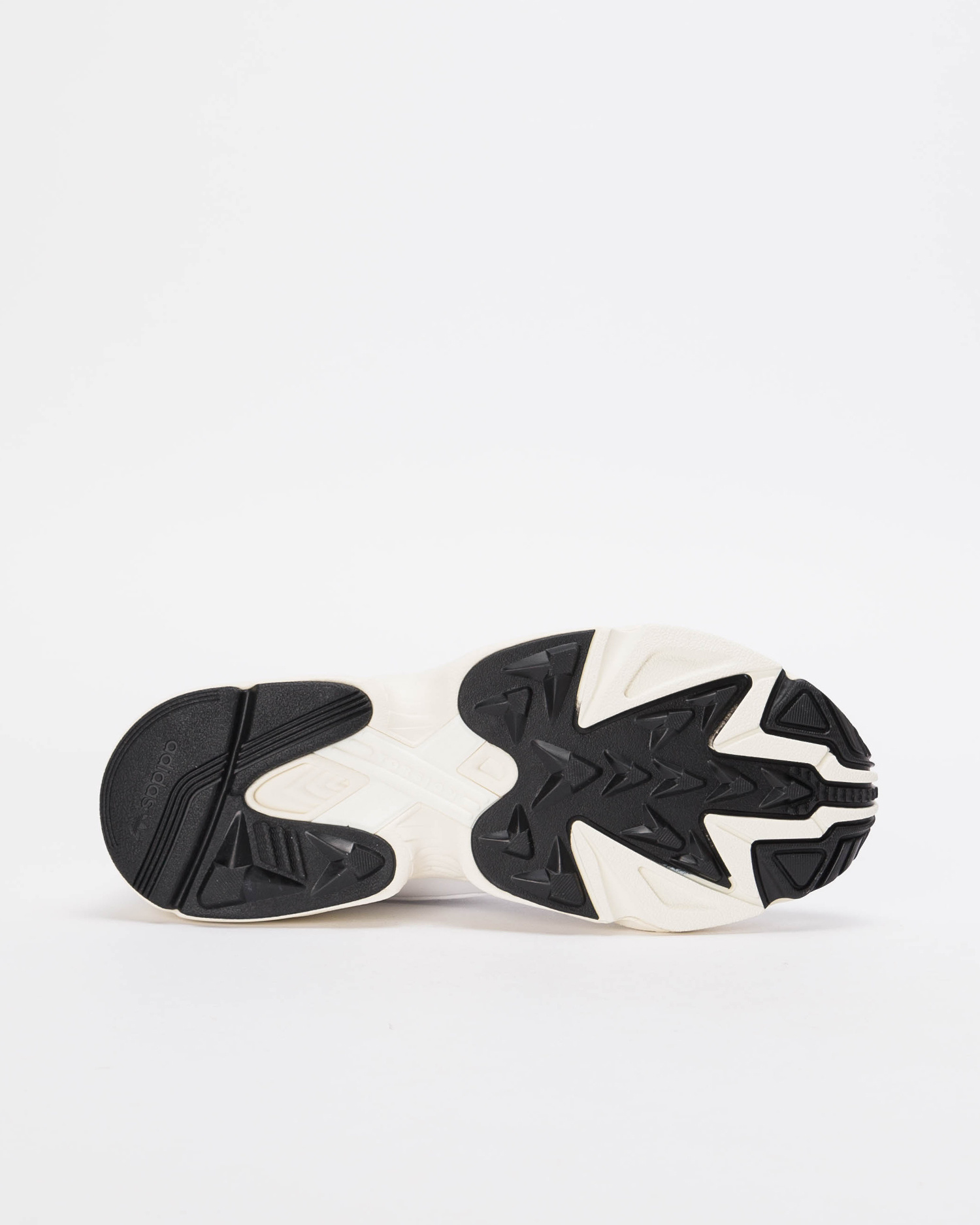 Adidas falcon allluxe w    ftwwht/ftwwht/owhite