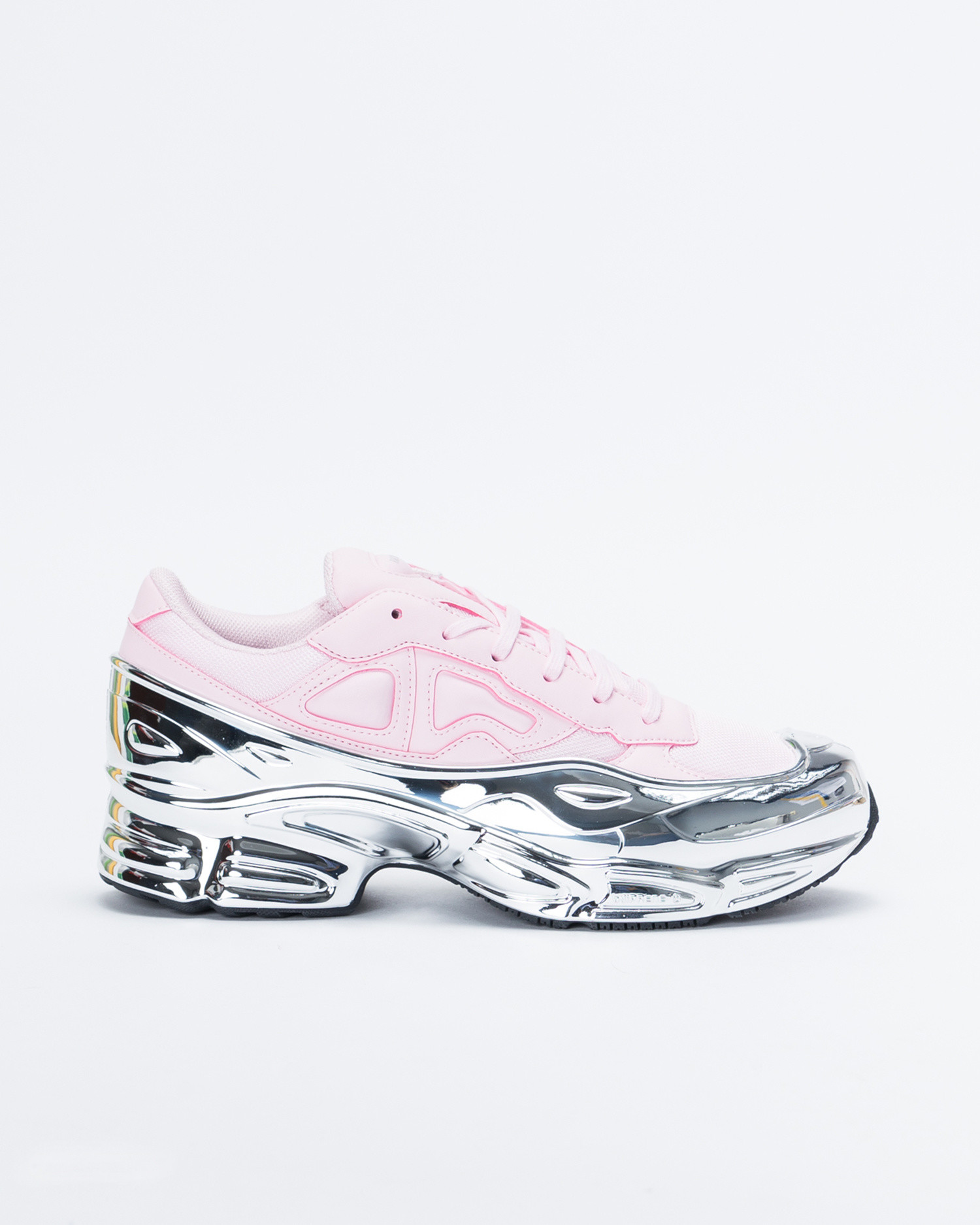 newest fc38b 9aacf Adidas Raf Simons Ozweego Cpink/Silvmt/Silvmt