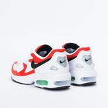 Nike Air Max 2 Light White/black-habanero red-cool grey