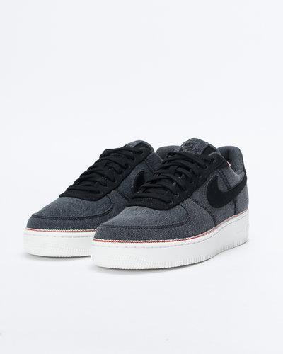 Nike x 3x1 Air Force 1 'Denim Pack' Black