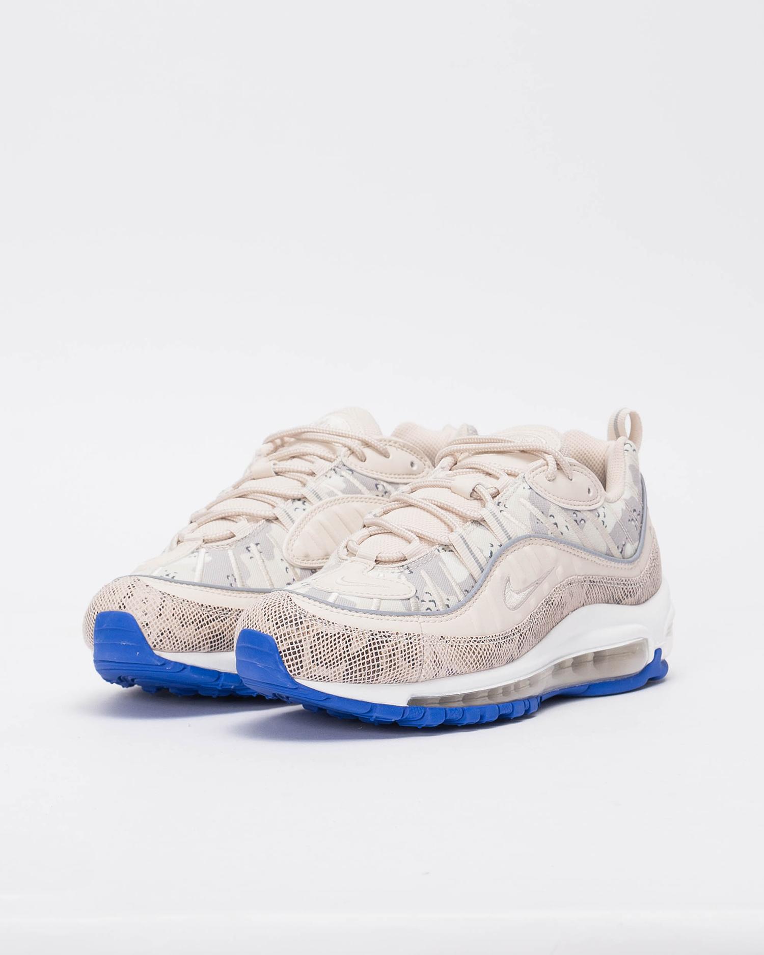 dcb2c42d46 Nike Nike W Air Max 98 Premium Lt orewood brn/Lt orewood Brn ...