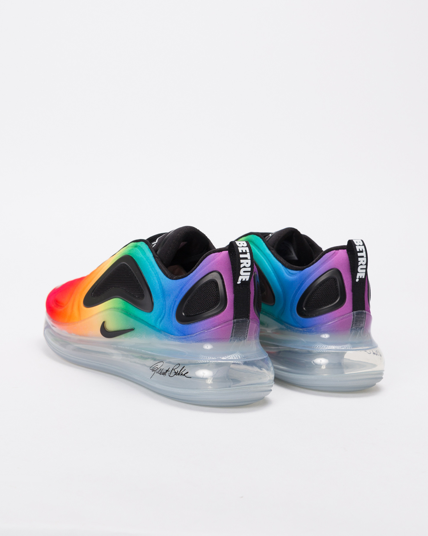 Nike Air Max 720 BETRUE Multi ColorBlack White