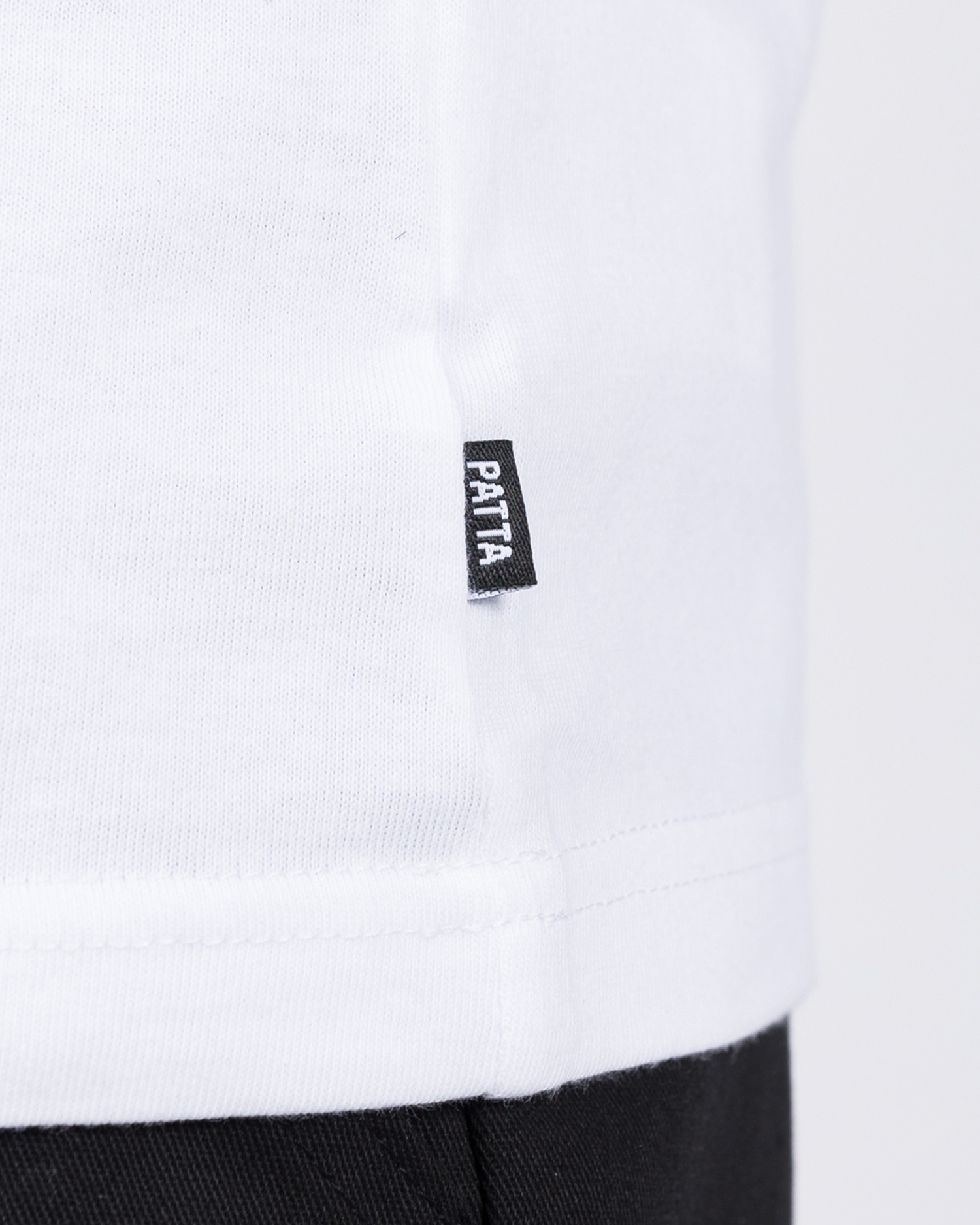 Patta Instinct T-shirt White