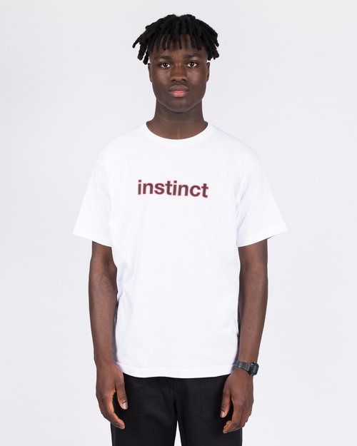 Patta Patta Instinct T-shirt White