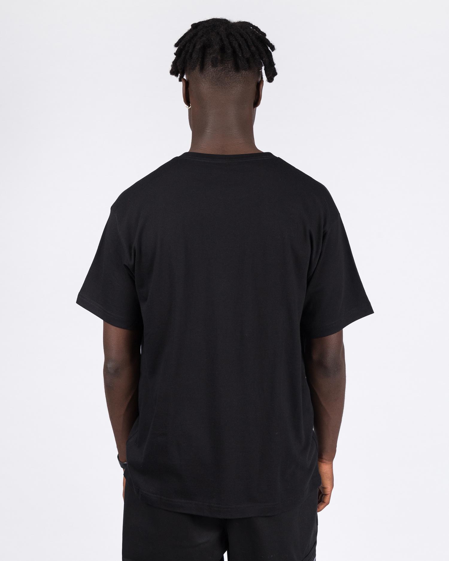 Patta Square Ring T-Shirt Black