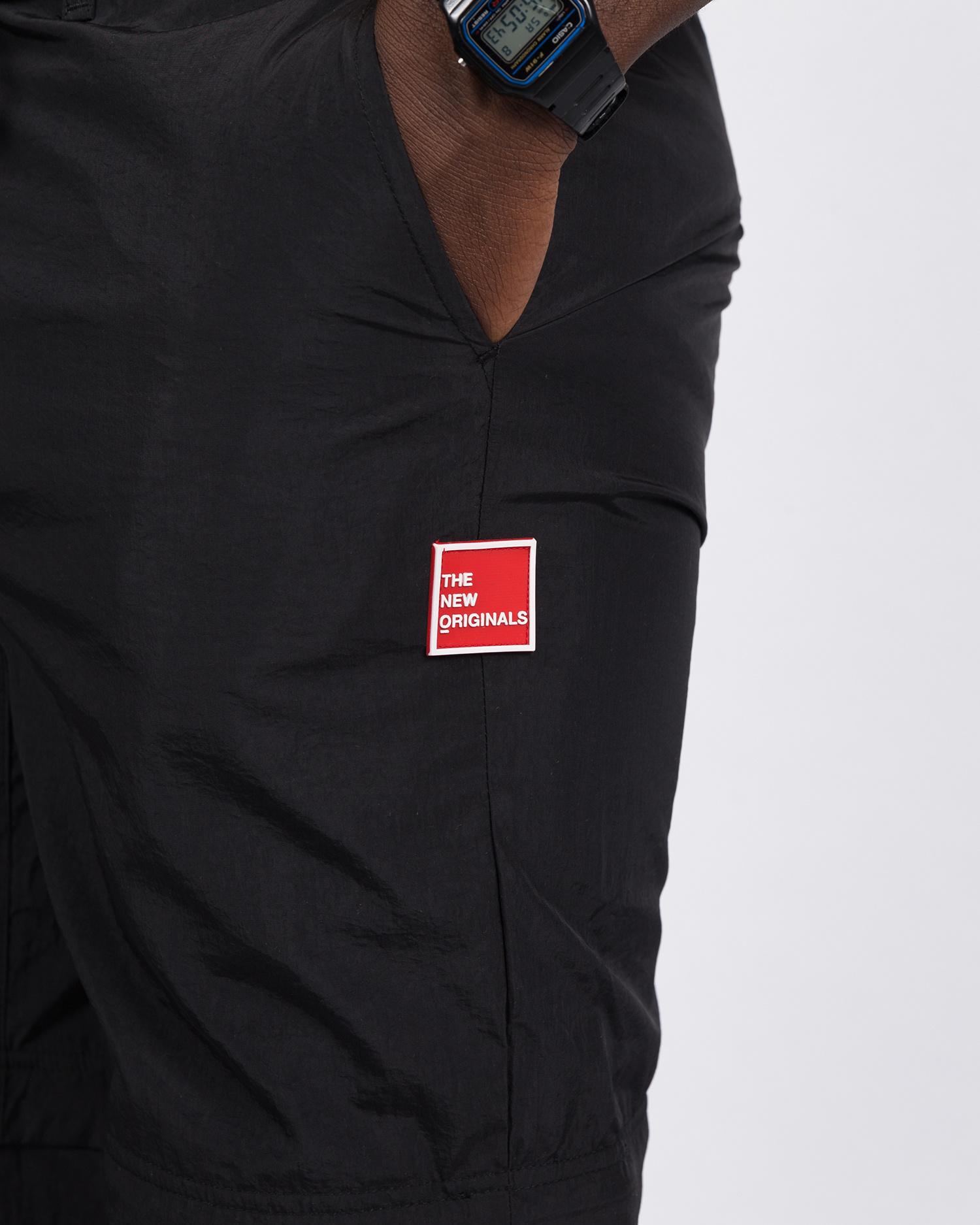 The New Originals Parachute Trousers 2.0 Black