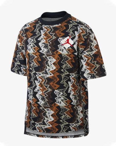 Nike Jordan X Patta Jumpman T-Shirt Black/Beach