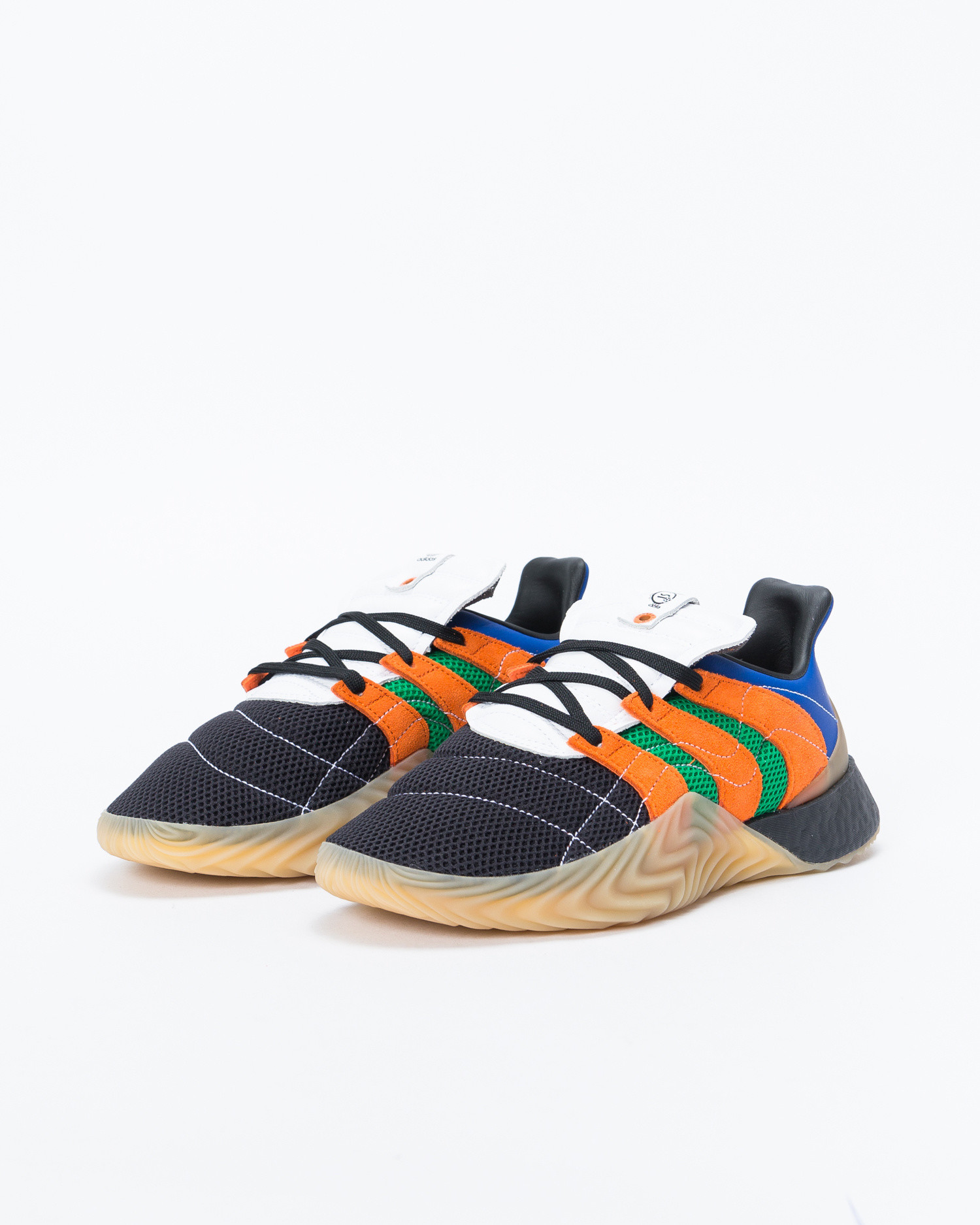 Adidas x SVD Sobakov Boost Core Black/Multi-Color/Gum