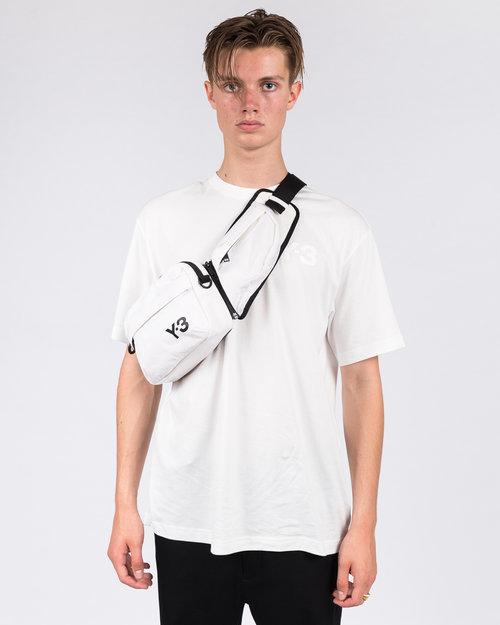 Adidas Adidas Y-3 Sling Bag Off White