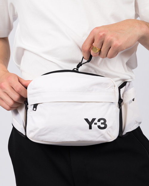 Adidas Adidas Y-3 Sling Bag Off White