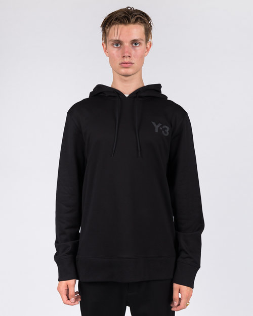 Adidas Adidas Y-3 Logo Hoody Black