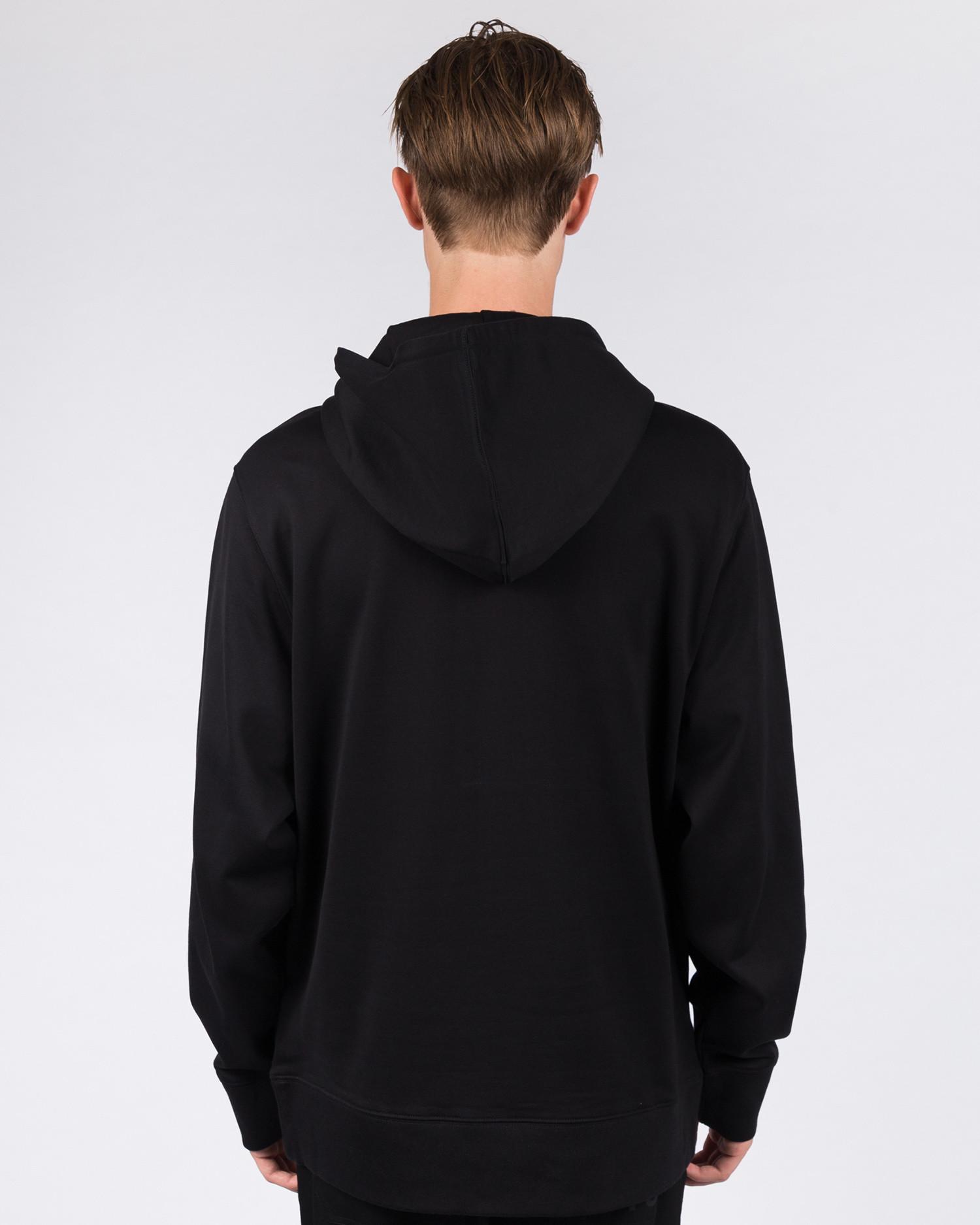 Adidas Y-3 Logo Hoody Black