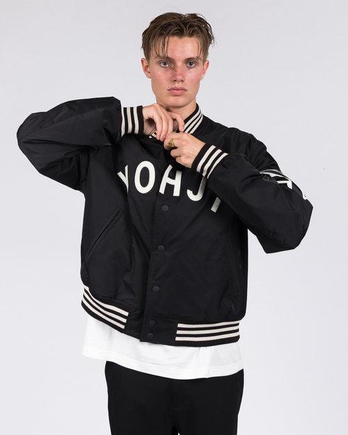 Adidas Adidas Y-3 U Yohji Letters Bomber Black/Ecru