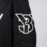 Adidas Y-3 U Yohji Letters Bomber Black/Ecru